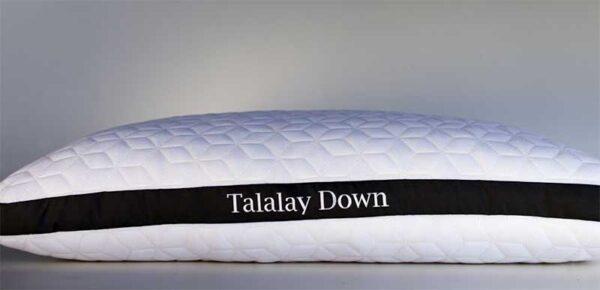 Talalay Down Pillow
