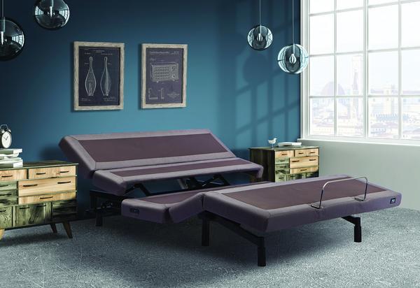 Contemporary III Adjustable Bed