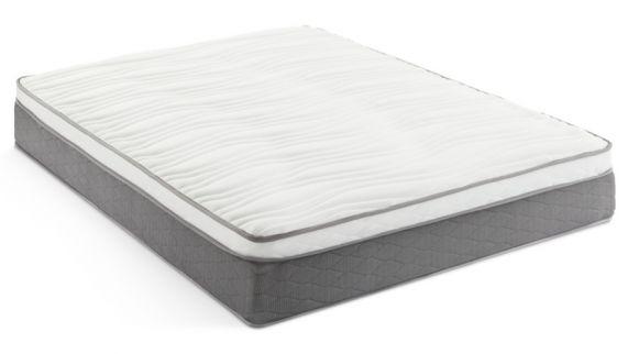 """weekender 12"""" plush mattress"""