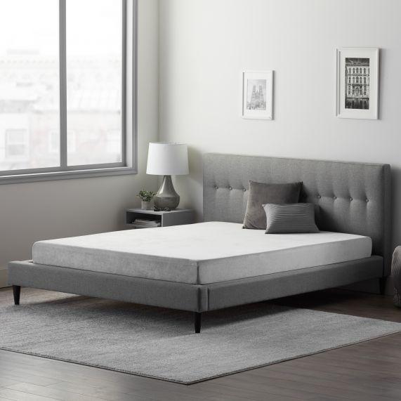 """weekender 6"""" gel memory foam mattress"""